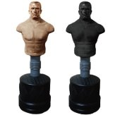 Free Standing Punch Bag - Boxing MAN - Free Bundle Package Inc