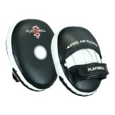 Playwell Boxing Pro Air Focus Pads - Black