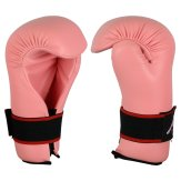 Semi Contact Point Sparring Gloves: Pink - PRE ORDER