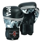 Elite Leather Classic Camo Boxing Gloves - PRE ORDER